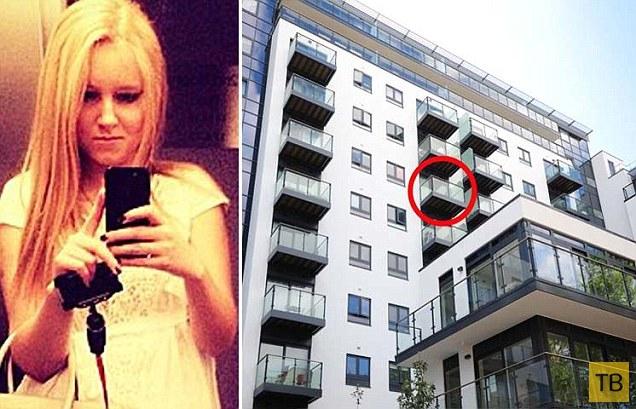 Жесть!!! Студентка из России умерла во время секса (4 фото)