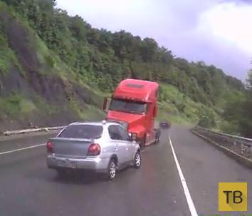 Авария с участием 5 машин на а/д Дон направление Джубга-Краснодар