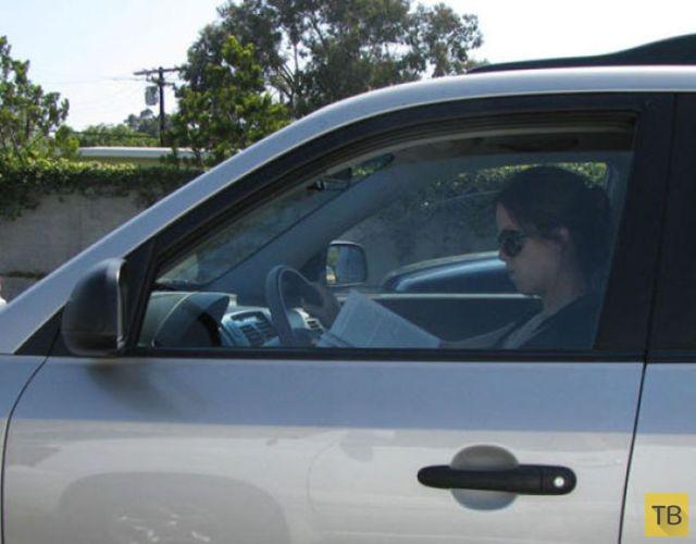 Чудаки на дороге (71 фото)