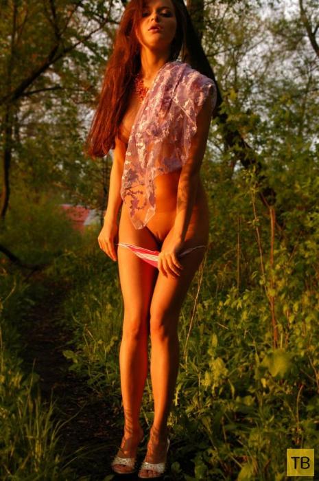 """Красивые и горячие девушки на """"Среду"""", часть 12 (100 фото)"""