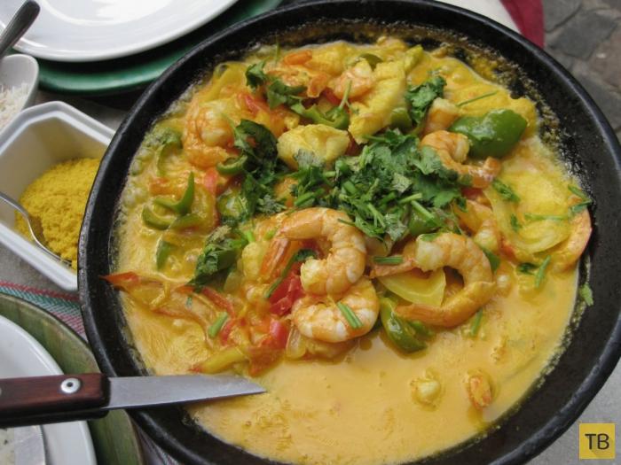 Топ 10: Самые популярные блюда бразильской национальной кухни (10 фото)