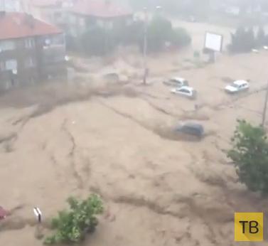 Наводнение в Болгарии...