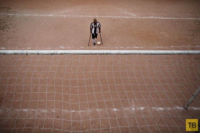 Вратарь, достойный уважения (16 фото)