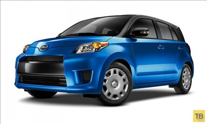Топ 20: Самые дешевые в эксплуатации автомобили (20 фото)