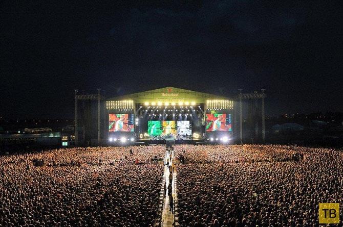 Топ 13: Музыкальные фестивали этого лета, которые нельзя пропустить (13 фото)