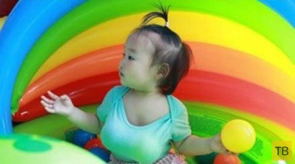 Подборка прикольных фотографий: Дети - цветы жизни (21 фото)
