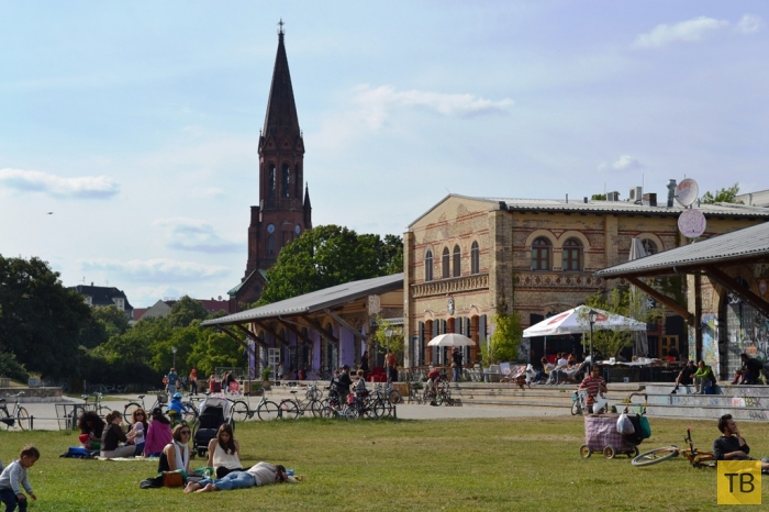 Советы тем, кто собирается в Берлин (27 фото)