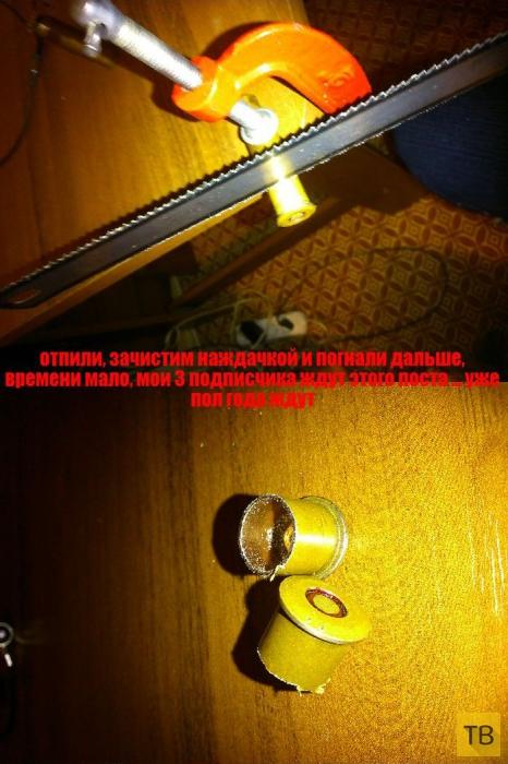 Прикольные и необычные наушники из гильз своими руками (7 фото)