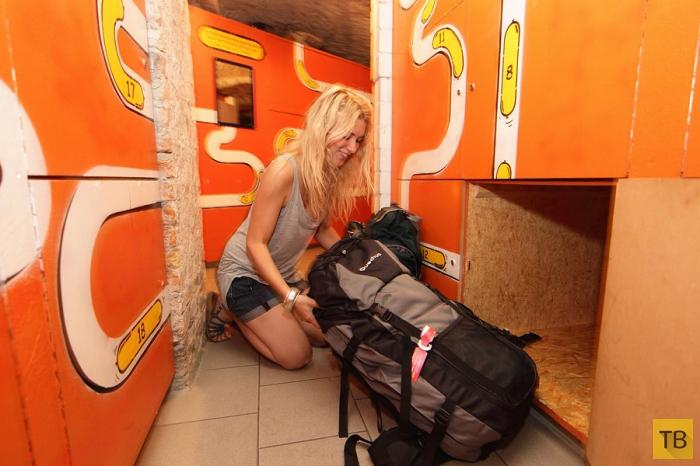 Правила проживания в хостеле (5 фото)