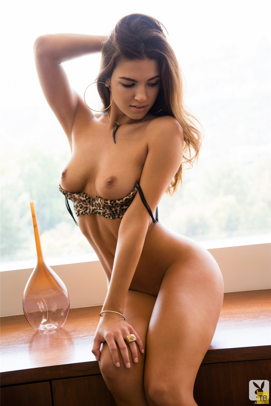 (18+) Девушка месяца - Джессика Эшли (Jessica Ashley) | Playboy USA, июнь 2014 (27 фото)