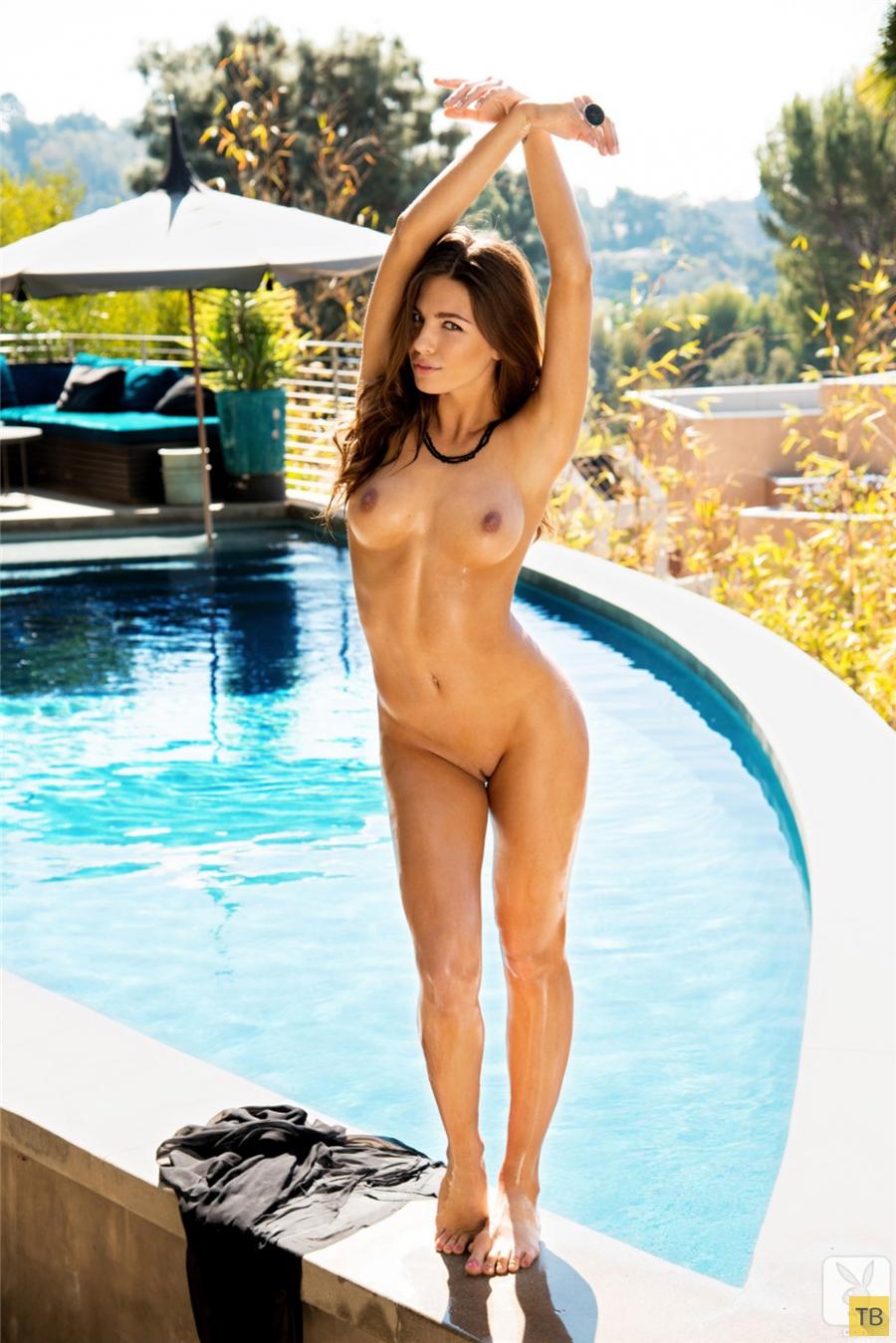 (18+) Девушка месяца - Джессика Эшли (Jessica Ashley)   Playboy USA, июнь 2014 (27 фото)
