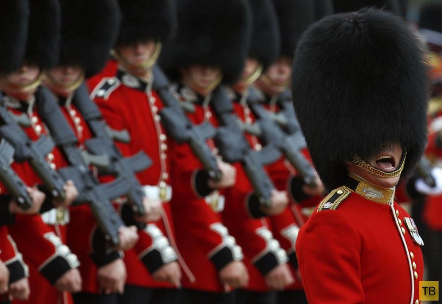 День рождения Королевы Великобритании Елизаветы второй (10 фото)