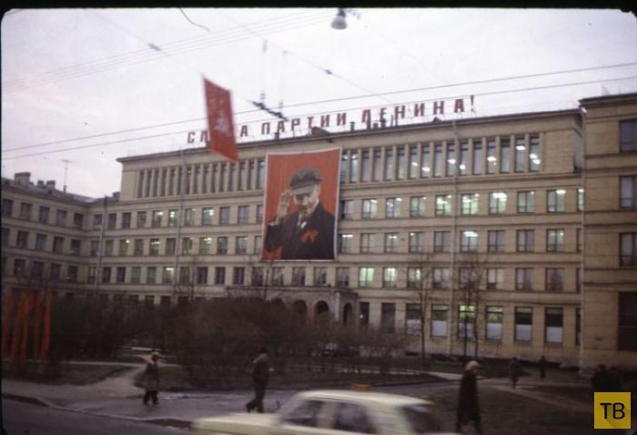 СССР в 70-е годы (28 фото)