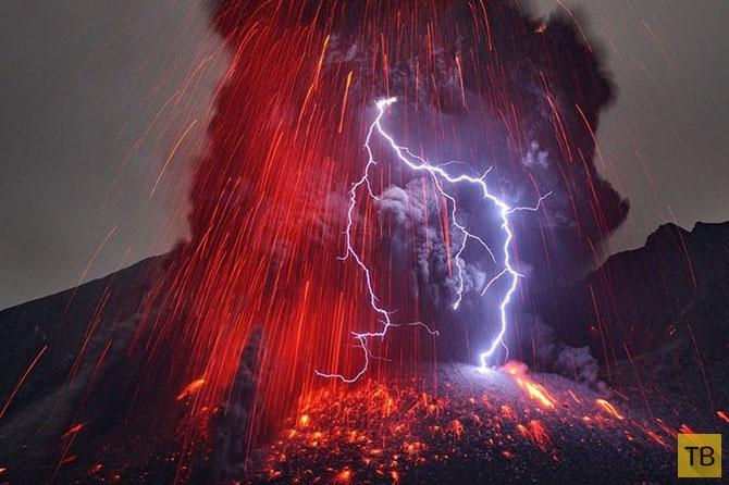 Топ 10: Редкие природные феномены (10 фото)