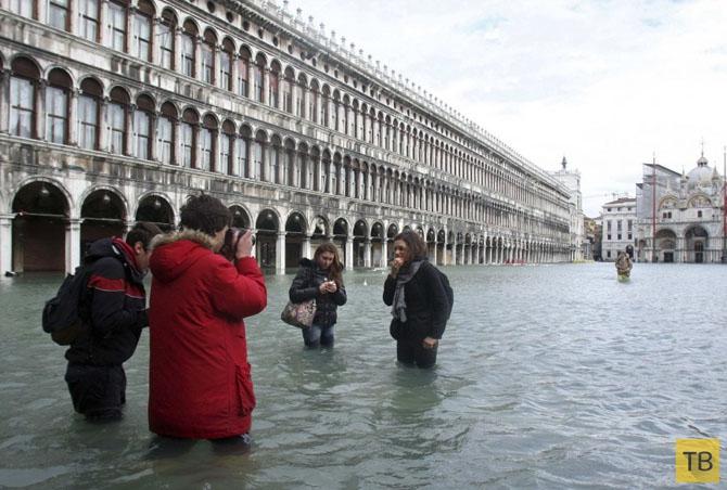 Топ 10: Города, которые скоро могут исчезнуть под водой (10 фото)
