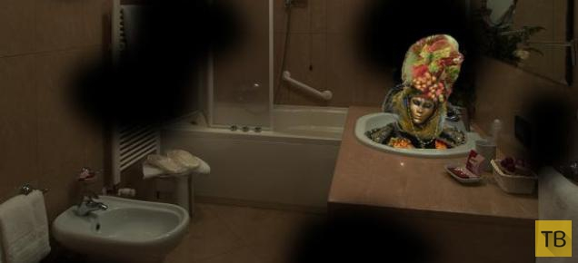 Топ 7: Самые странные галлюцинации (7 фото)