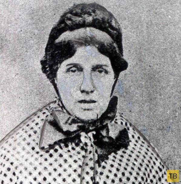 Топ 8: Самые жуткие убийцы-женщины (9 фото)