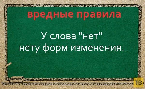 С юмором о русском языке (12 фото)