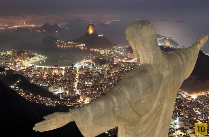 Интересные факты о Бразилии (2 фото)