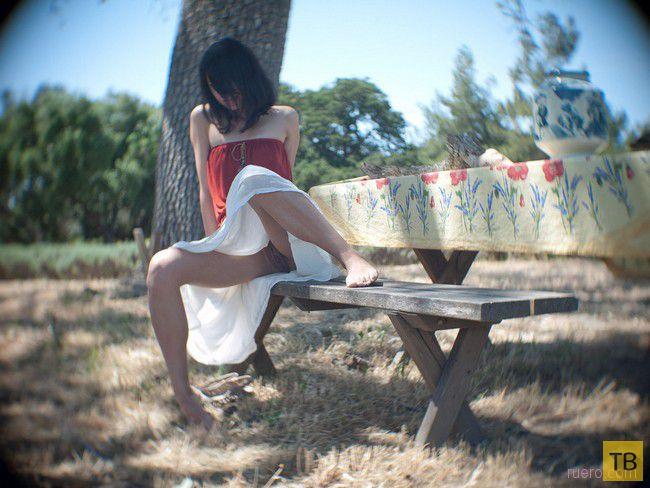"""Красивые и горячие девушки на """"Понедельник"""", часть 17 (100 фото)"""