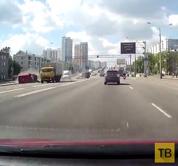 Жесть!!! Один человек погиб на месте... Столкновение трех автомобилей на Ярославском шоссе, г. Москва