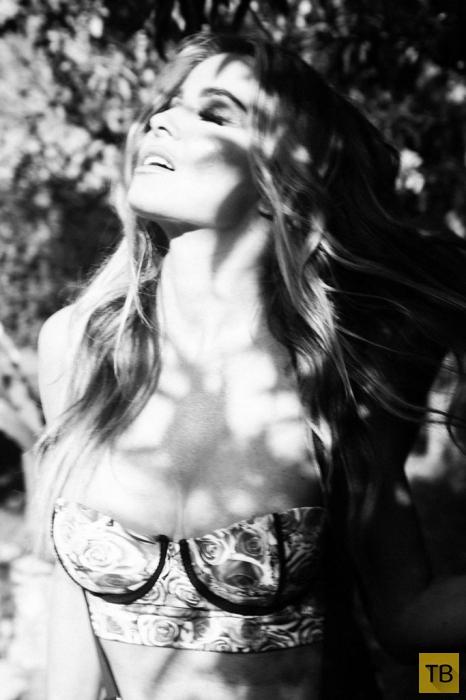 Кармен Электра для Galore Magazine, Summer 2014 (7 фото)