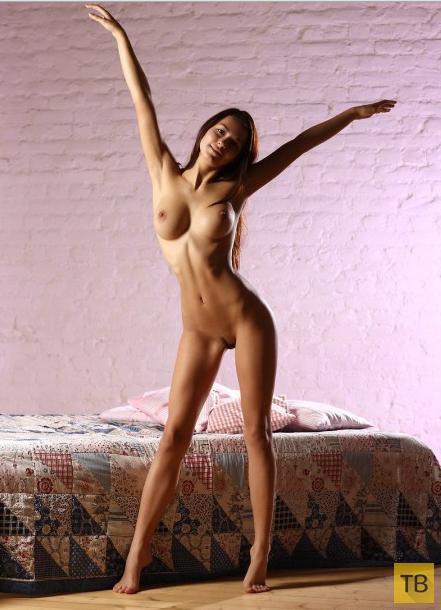 Деревенская красавица (13 фото)