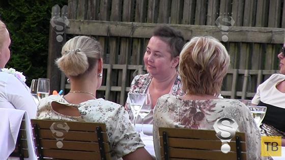 Жанна Фриске отметила юбилей в кругу семьи (2 фото)