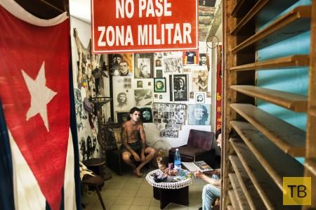 Движение панков на Кубе (15 фото)