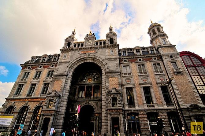 Топ 10: Самые красивые вокзалы мира (20 фото)