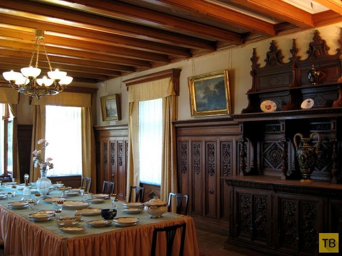 Массандровский дворец в Крыму (11 фото)