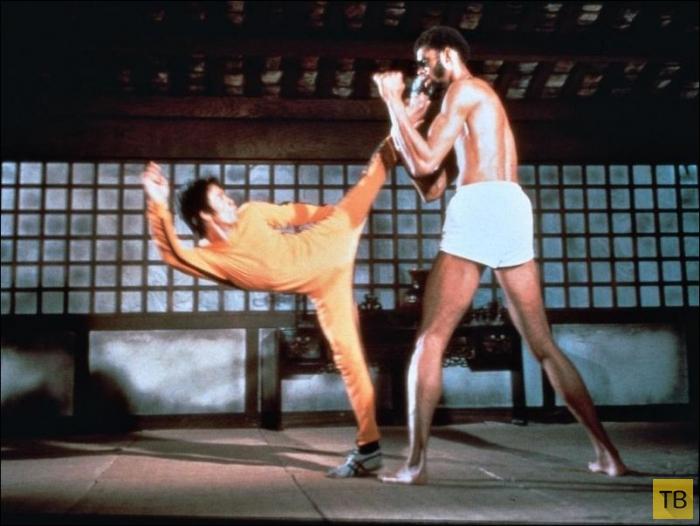 20 июля исполнился 41 год как мир лишился величайшего киноборца всех времен Брюса Ли (10 фото)