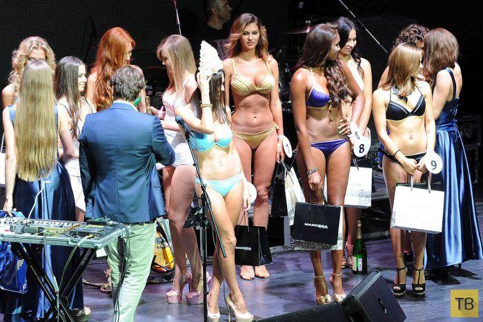 """Финал конкурса """"Miss Maxim 2014"""" (30 фото)"""