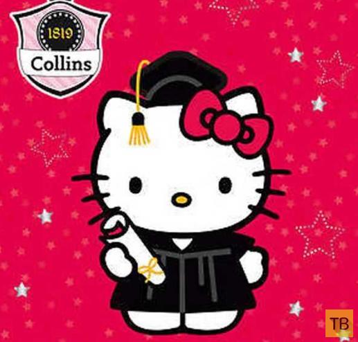 """Плохой словарь """"Hello, Kitty"""" (3 фото)"""