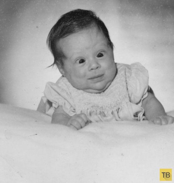 Прикольные детские фотографии (9 фото)