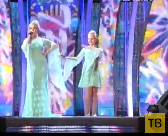 Новая Волна 2014 - Виктория и Анастасия Петрик (Украина) - ''Ріка-печаль''