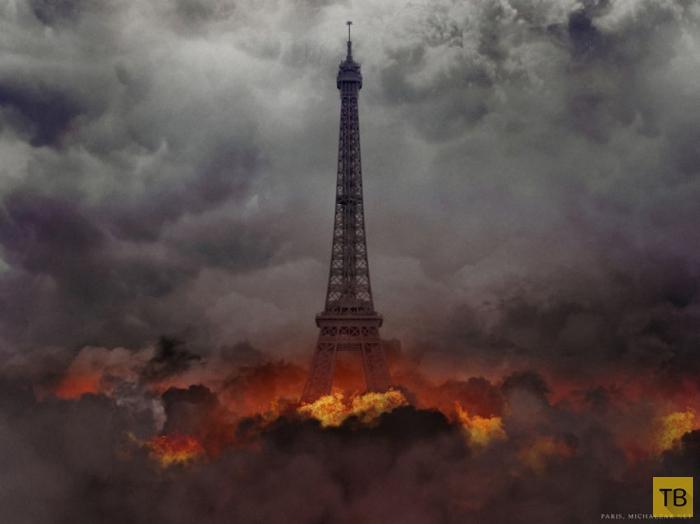 Конец Вечности или Мир после Третьей мировой (19 фото)