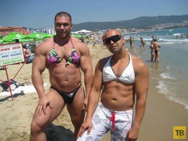 Летние курьезы на пляже (26 фото)