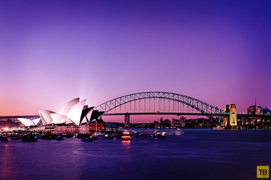 Топ 25: Лучшие достопримечательности мира (25 фото)