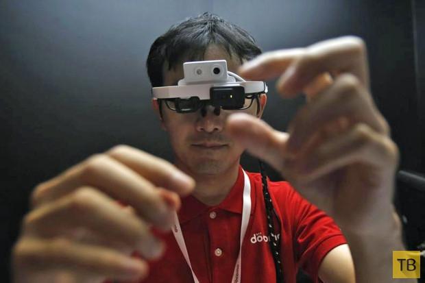 Современные технологии, вторгающиеся в личное пространство (8 фото)