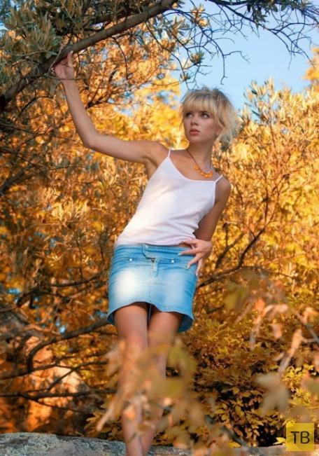 """Красивые и горячие девушки на """"Понедельник"""", часть  16 (104 фото)"""