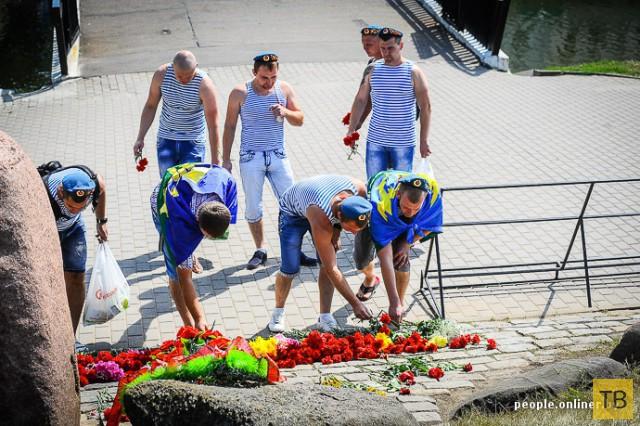 День ВДВ в Минске (54 фото)