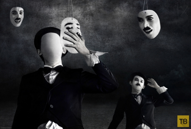 Интересные сюрреалистические фотографии (31 фото)
