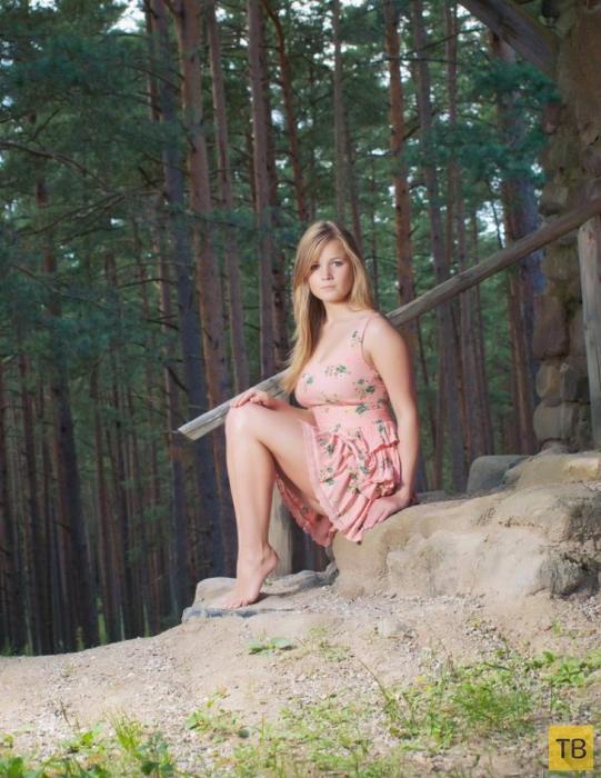 """Красивые и горячие девушки на """"Вторник"""", часть 19 (102 фото)"""