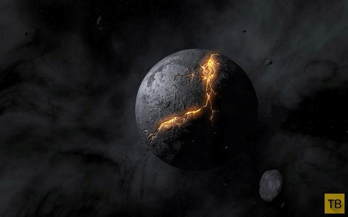 Топ 13: Голливудские версии конца света (13 фото)