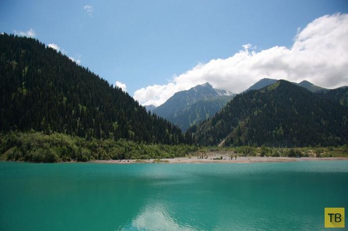 Красота природы Казахстана (13 фото)