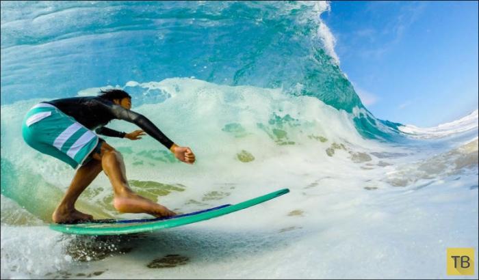 40 ярких снимков GoPro (40 фото)
