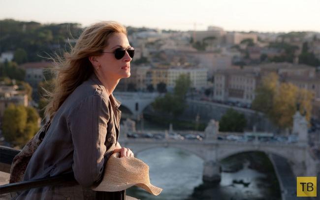 Топ 16: Самые интересные и вдохновляющие фильмы о путешествиях (16 фото)