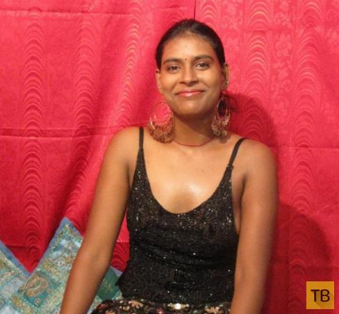 Жрицы любви из индийских борделей (10 фото)