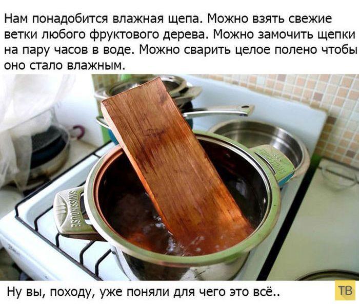 Отличный рецепт свиных рёбрышек на барбекю (26 фото)
